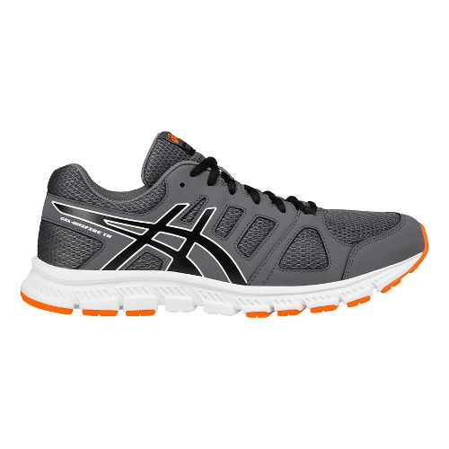 Mens ASICS GEL-Unifire TR 3 Cross Training Shoe - Carbon/Orange 12.5