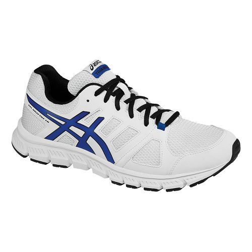 Mens ASICS GEL-Unifire TR 3 Cross Training Shoe - White/Blue 7.5