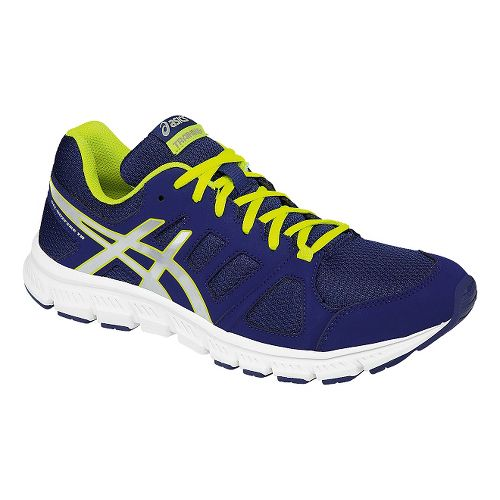 Mens ASICS GEL-Unifire TR 3 Cross Training Shoe - Blue/Neon Lime 7