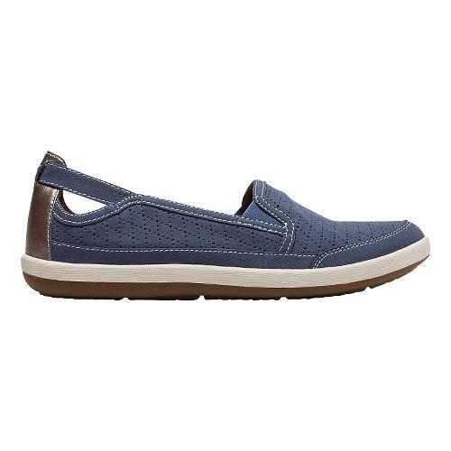 Womens Cobb Hill Zahara Casual Shoe - Navy 8