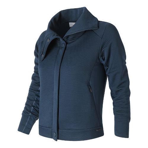 Womens New Balance Fashion Lightweight Jackets - Galaxy XS