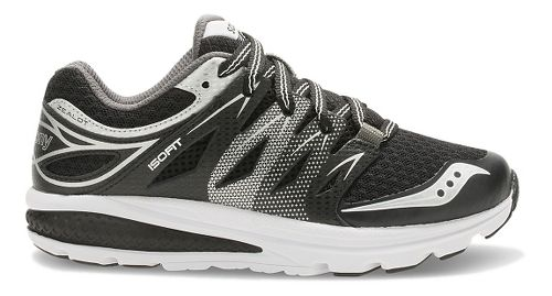 Kids Saucony Zealot 2 Running Shoe - Black 7Y