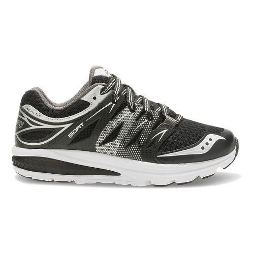 Kids Saucony Zealot 2 Running Shoe - Black 7Y