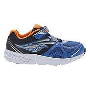 Kids Saucony Baby Ride Running Shoe - Blue/Orange 4.5C