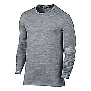 Mens Nike Therma Sphere Element Long Sleeve Technical Tops