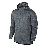 Mens Nike Therma Sphere Element Running Hoodie Half-Zips & Hoodies Technical Tops