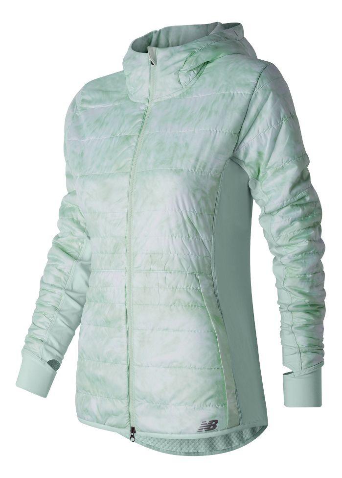 New Balance NB Heat Hybrid Running Jacket
