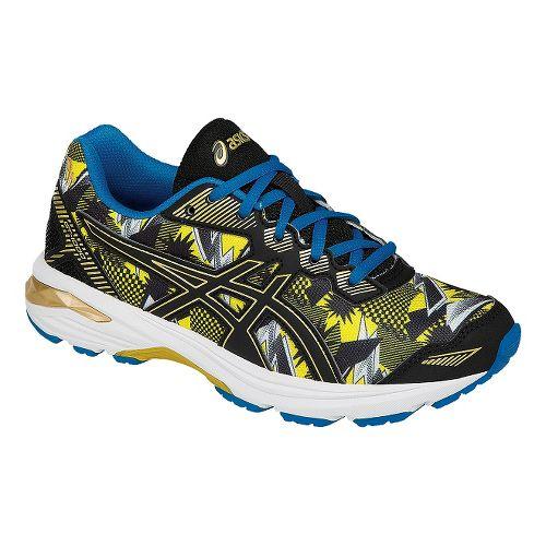 Kids ASICS GT-1000 5 GR Running Shoe - Gold/Black 2Y