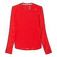 Womens adidas Supernova Tee Long Sleeve Technical Tops