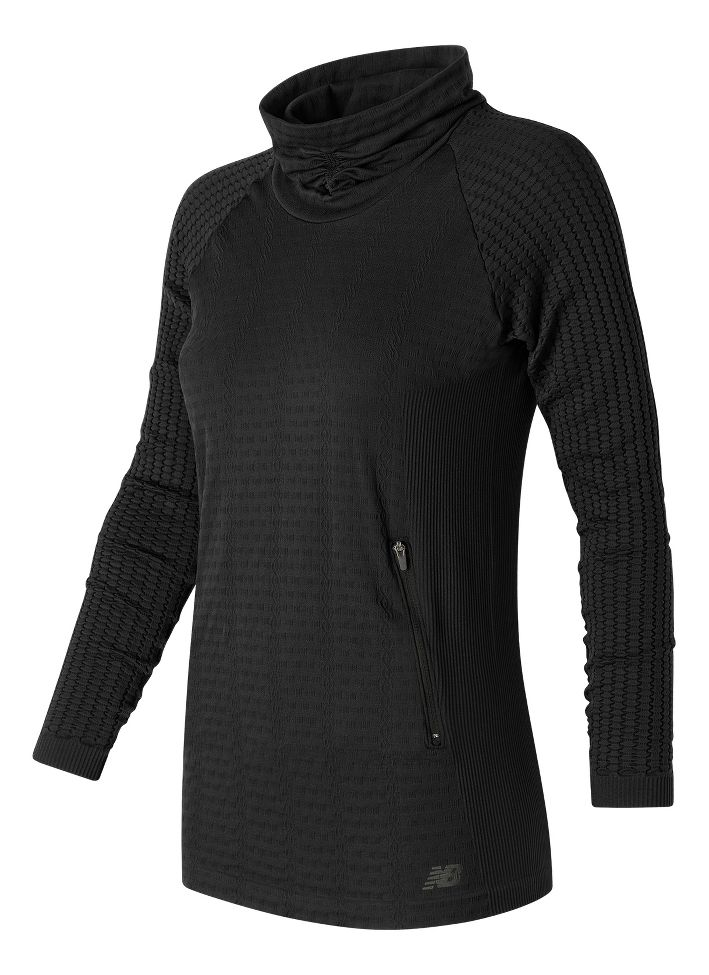 New Balance M4M Seamless Cable Pullover