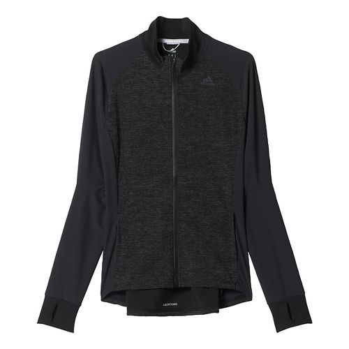 Womens adidas Supernova Storm Running Jackets - Black L