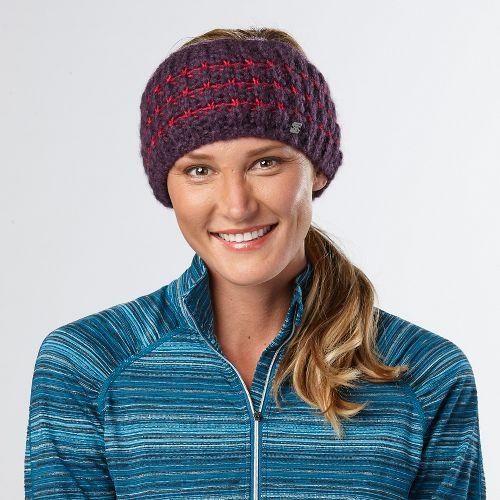 Womens R-Gear Knit Ready Ear Warmer Headwear - Lets Jam/Ruby