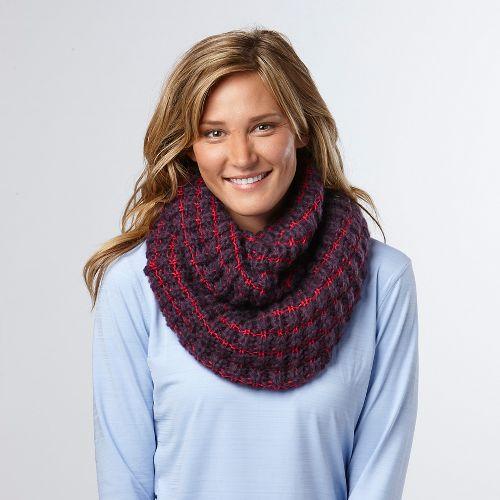 Womens R-Gear Knit Ready Infinity Scarf Headwear - Lets Jam/Ruby