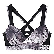 Womens adidas Go-To-Gear Supernova - Print Sports Bras
