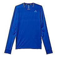 Mens adidas Supernova Tee Long Sleeve Technical Tops
