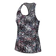 Womens ASICS Emma Racerback Sleeveless & Tank Technical Tops