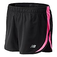 Womens New Balance Lace Up Accelerate 2.5 Lined Shorts