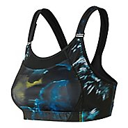 Womens New Balance The Shockingly Unshocking Print Sports Bras