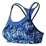 Womens New Balance The Tonic Crop Print Sports Everyday Bras