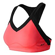 Womens New Balance The Go Glam Sports Bras