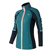 Womens New Balance Precision Run Running Jackets
