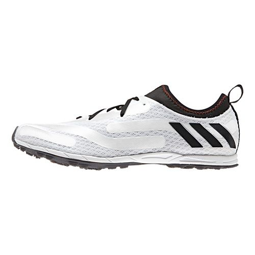 Womens adidas XCS Cross Country Shoe - White/Black 9.5