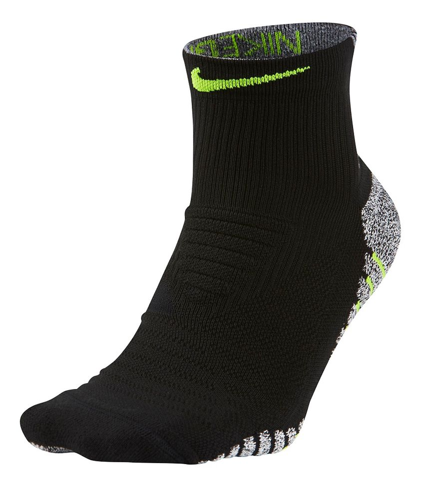 Mens Nike Grip Lightweight Mid Training Socks