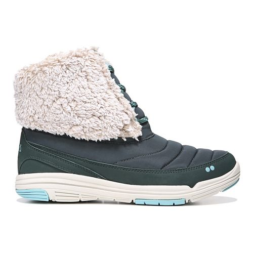 Womens Ryka Addison Casual Shoe - Green/Taupe 6