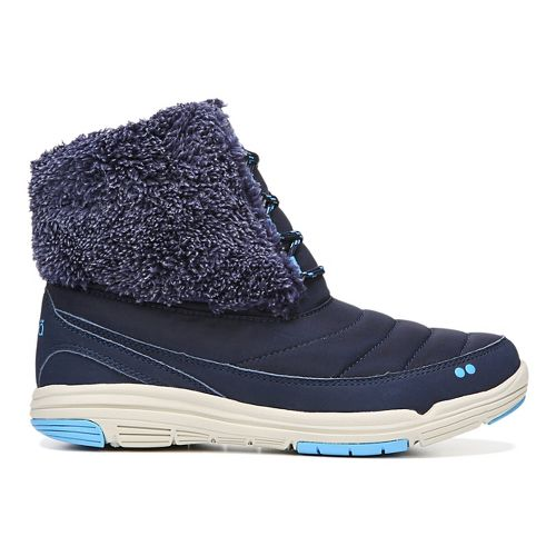 Womens Ryka Addison Casual Shoe - Navy/Blue 9