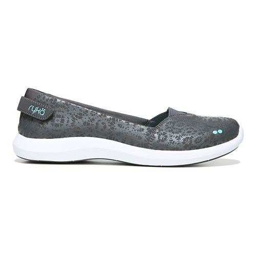 Womens Ryka Amaze Casual Shoe - Grey/Blue 9.5