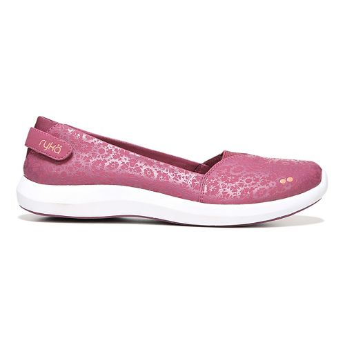 Womens Ryka Amaze Casual Shoe - Wine/Coral 9