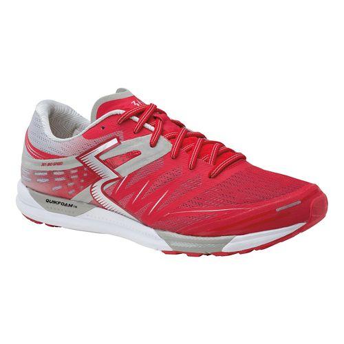 Mens 361 Degrees Bio-Speed Cross Training Shoe - Chi/Silver 8.5