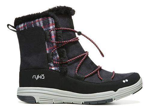 Womens Ryka Aubonne Casual Shoe - Black/Grey 5