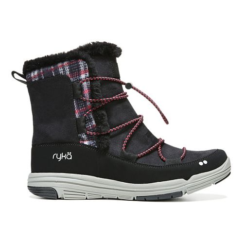 Womens Ryka Aubonne Casual Shoe - Black/Grey 5.5