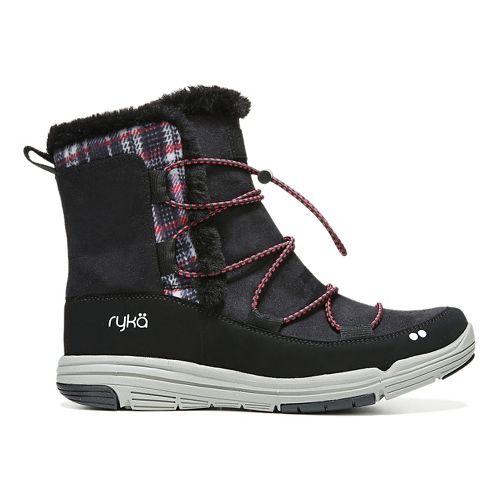 Womens Ryka Aubonne Casual Shoe - Black/Grey 6.5
