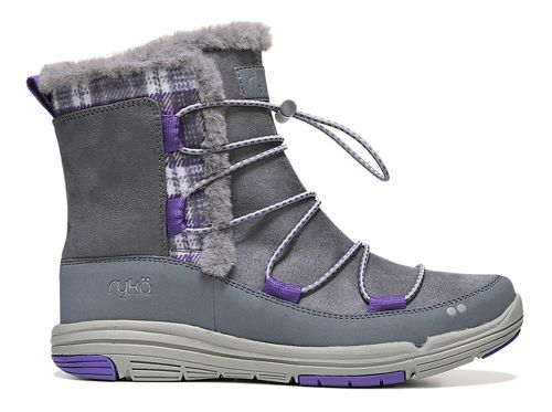 Womens Ryka Aubonne Casual Shoe - Black/Grey 9