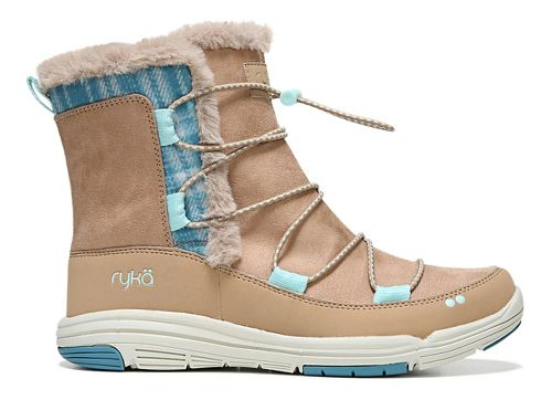 Womens Ryka Aubonne Casual Shoe - Taupe/Blue 10