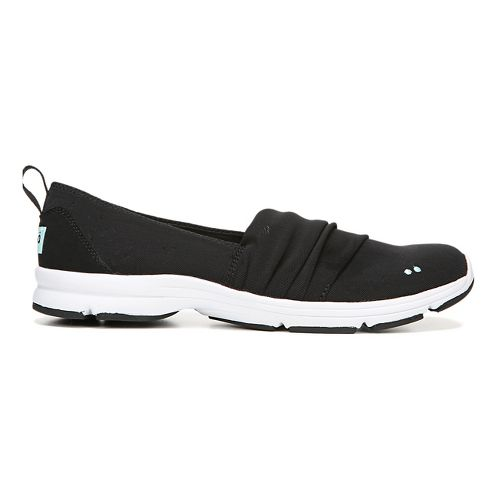 Womens Ryka Jamboree Casual Shoe - Black/Mint 5.5