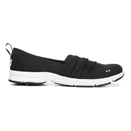 Womens Ryka Jamboree Casual Shoe - Black/Mint 9.5