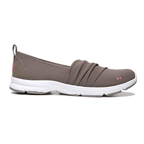 Womens Ryka Jamboree Casual Shoe - Taupe/Coral 8