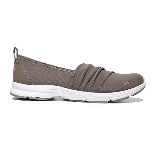 Womens Ryka Jamboree Casual Shoe - Grey/Pink 9