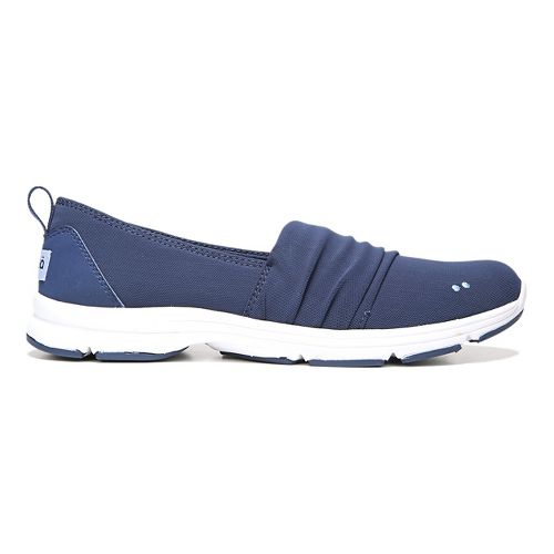 Womens Ryka Jamboree Casual Shoe - Navy/Blue 9
