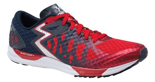 Mens 361 Degrees Chaser Running Shoe - Chi/Midnight 13