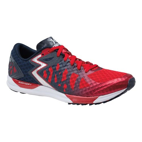Mens 361 Degrees Chaser Running Shoe - Chi/Midnight 8