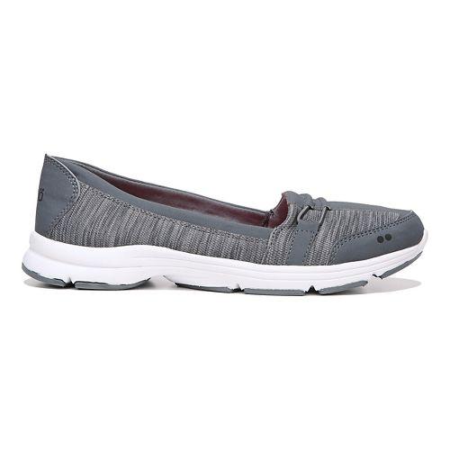 Womens Ryka Jenny Casual Shoe - Grey/Black 6