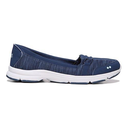 Womens Ryka Jenny Casual Shoe - Navy/Blue 8