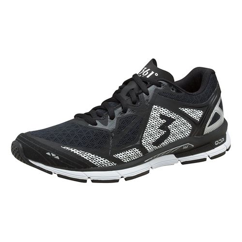 Womens 361 Degrees Fractal Cross Training Shoe - Black/White 10.5