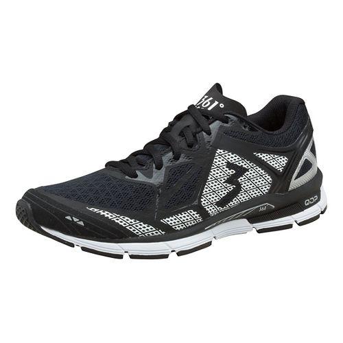 Womens 361 Degrees Fractal Cross Training Shoe - Black/White 12