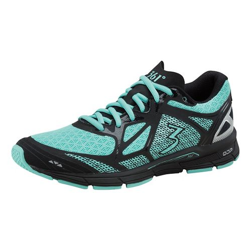 Womens 361 Degrees Fractal Cross Training Shoe - Black/Aruba 12