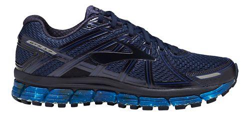 Mens Brooks Adrenaline GTS 17 Galaxy Running Shoe - Night Sky/Navy 7.5